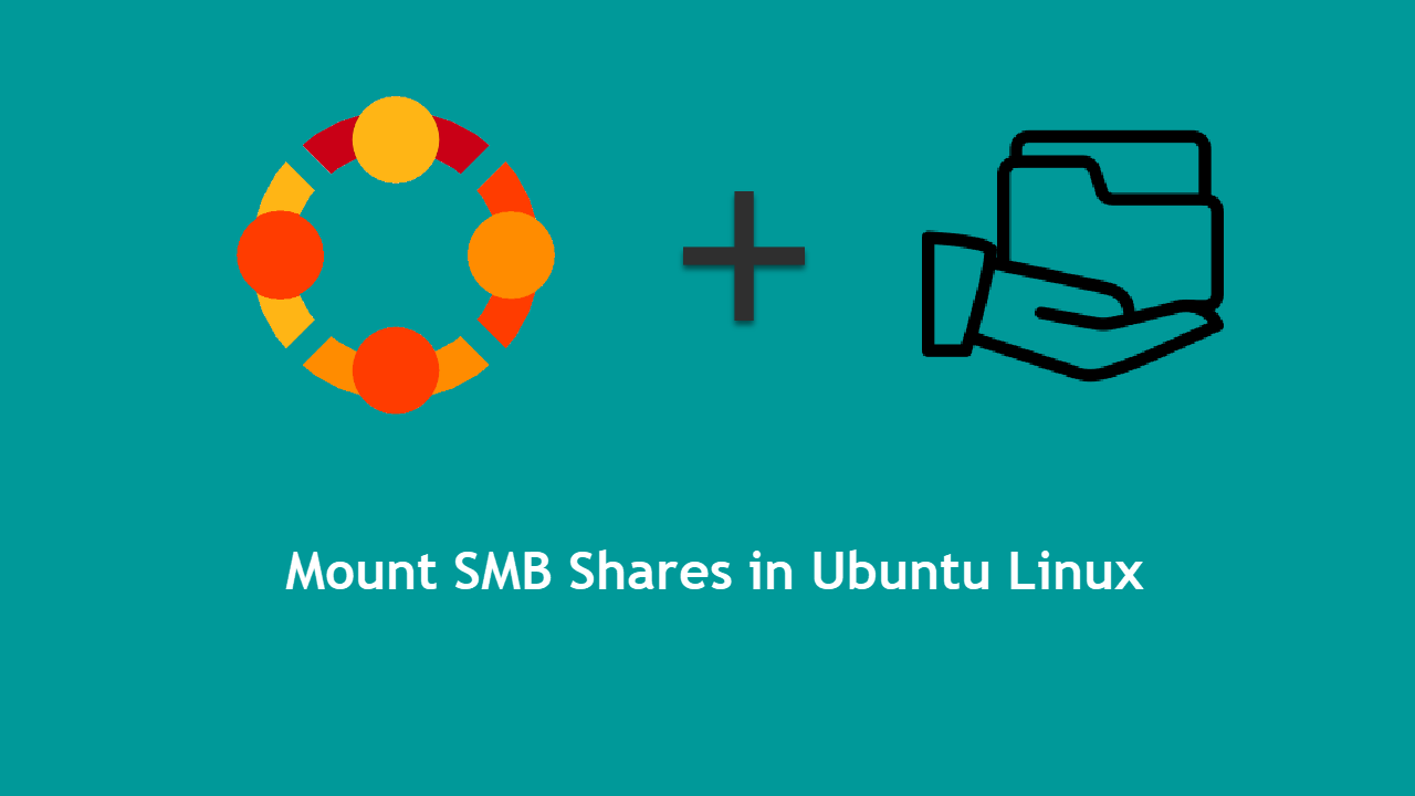 Mount Smb Shares In Ubuntu Linux