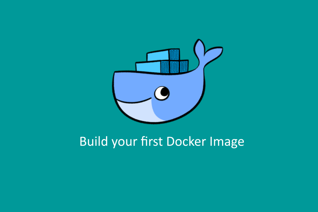 Building your first docker image for Windows